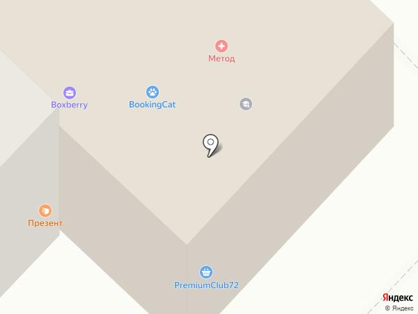 ДомиСоль на карте Тюмени