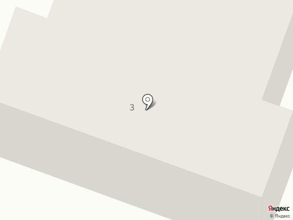 Английский квартал на карте Тюмени