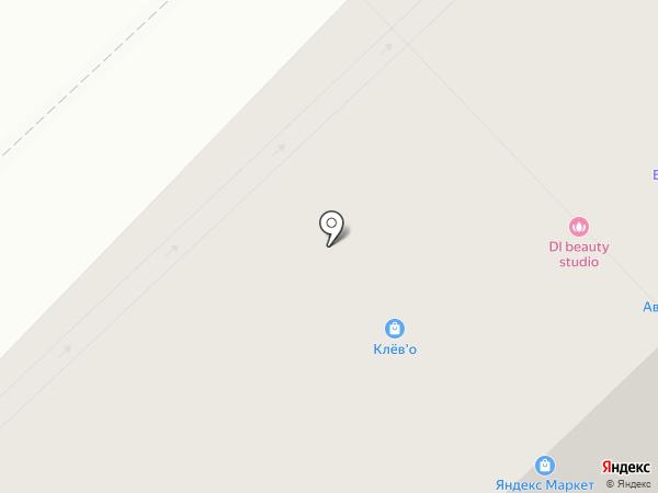 Лаки Ойл на карте Тюмени