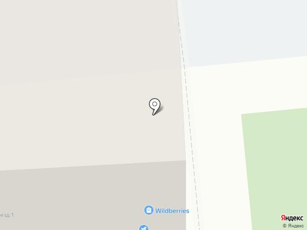 Лидия на карте Тюмени