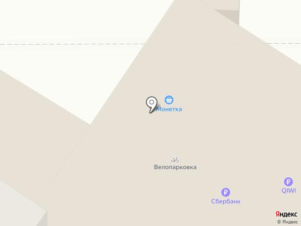 Банкомат, Райффайзенбанк на карте Тюмени