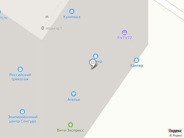 RE:FAKT+ на карте Тюмени