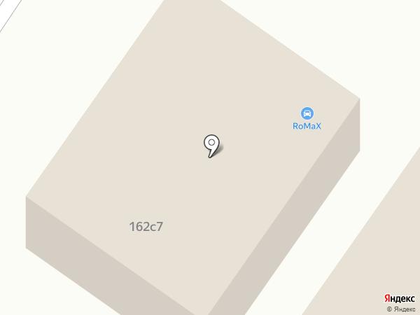 М 1 на карте Тюмени