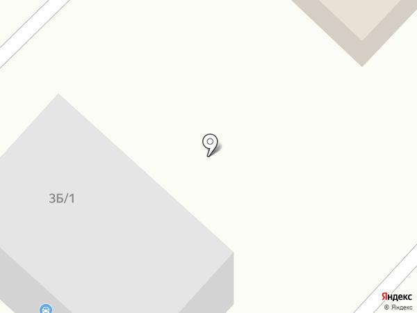 Магазин автомобильных аксессуаров на карте Тюмени