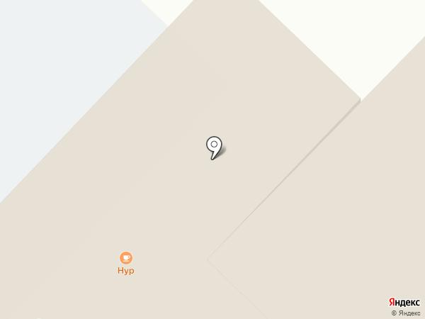 Кафе-закусочная на карте Тюмени
