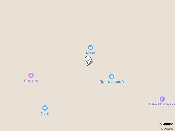 Банкомат, Запсибкомбанк на карте Тюмени
