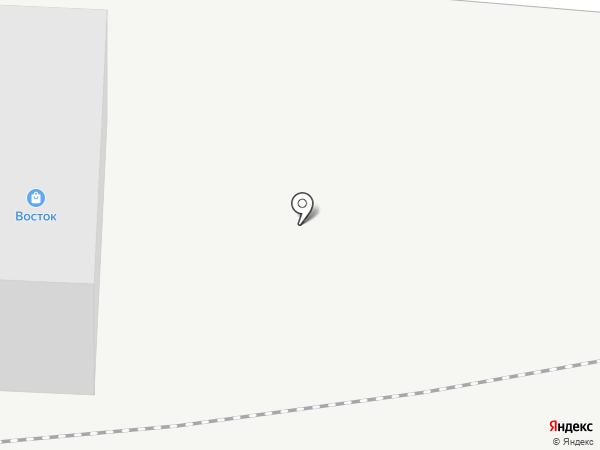 Сладкий восток на карте Тюмени