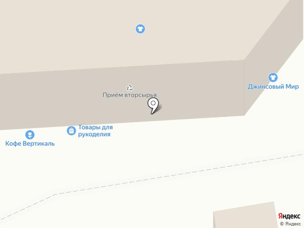 Лянкирия на карте Тюмени