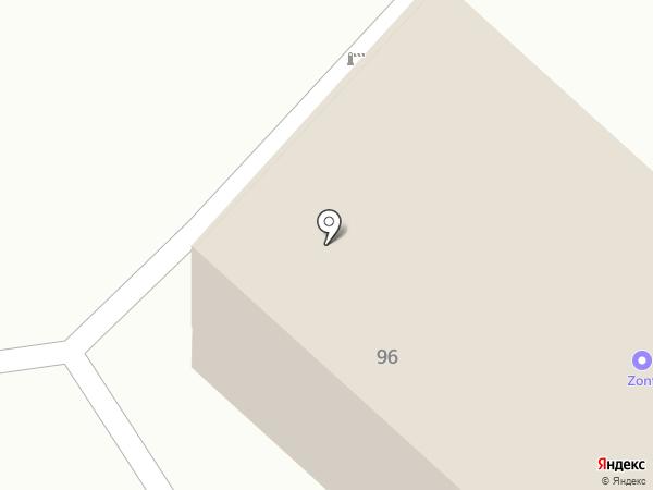 СтройДом72 на карте Тюмени