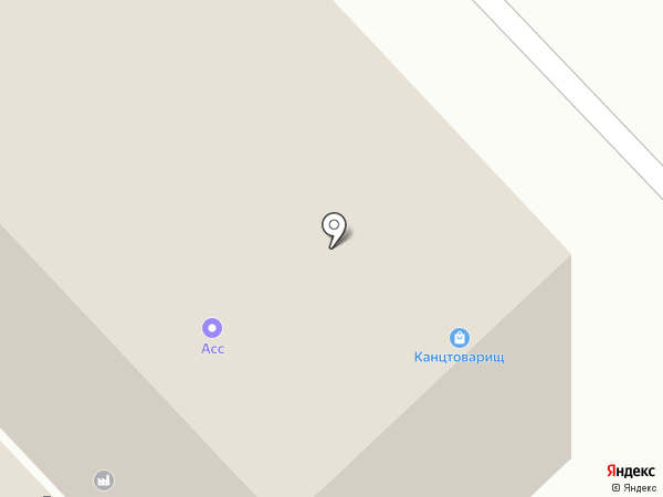 СтройЛига на карте Тюмени