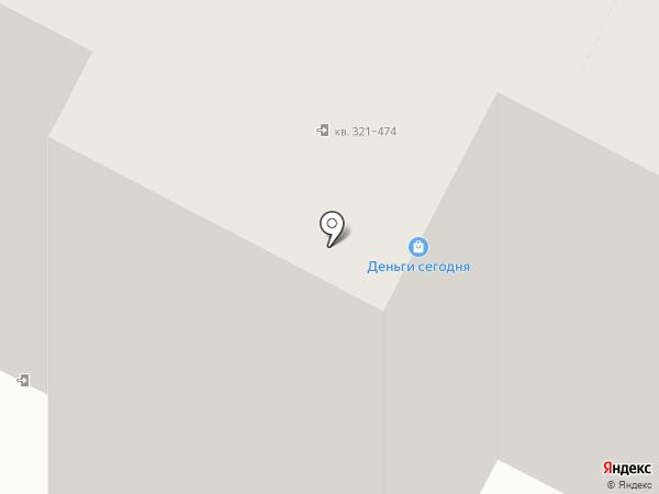Абсолют-III на карте Тюмени