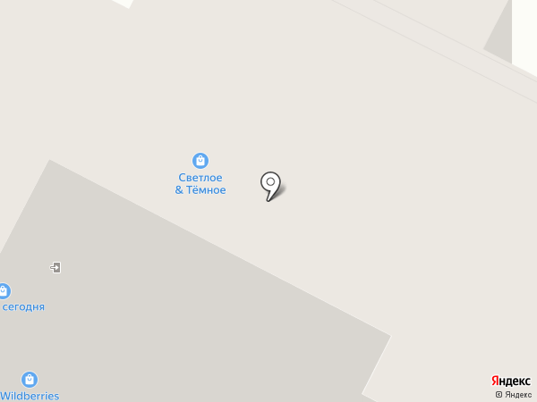 Линия Здоровья на карте Тюмени