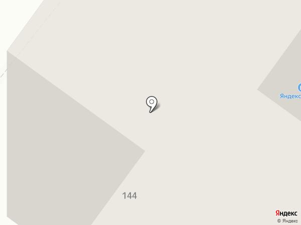Хмельной бочонок на карте Тюмени