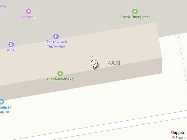 BlissTime на карте Тюмени
