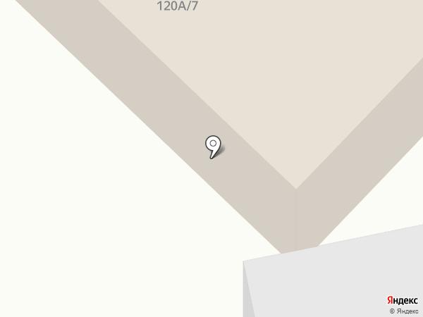Промсервис на карте Тюмени