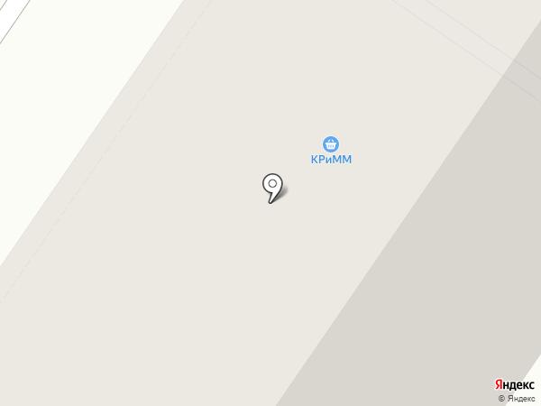 Альдентис на карте Тюмени