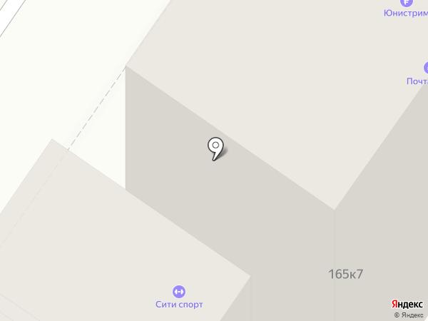 Сити спорт на карте Тюмени