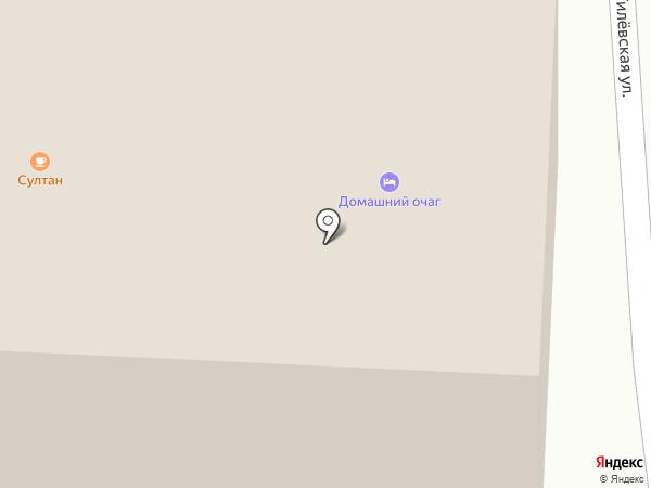 Тифлиз на карте Тюмени