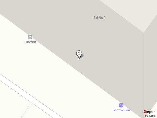 Ганеша на карте Тюмени
