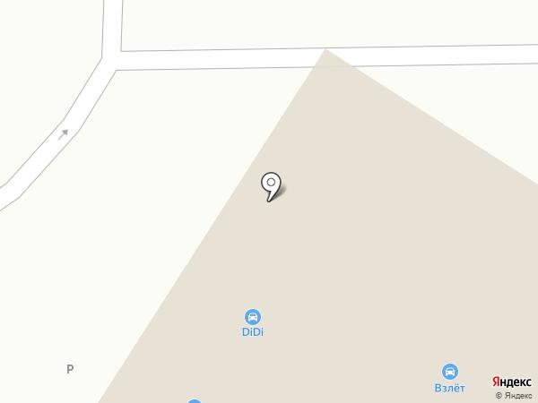 СВС на карте Тюмени
