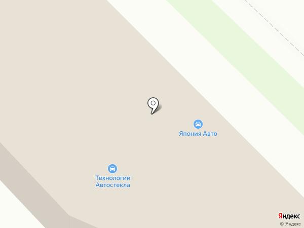 ГАЗ детали машин на карте Тюмени
