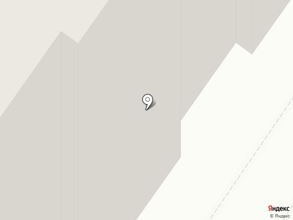Сёма на карте Тюмени