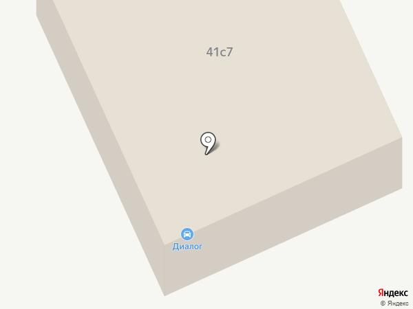Moyka72 на карте Тюмени