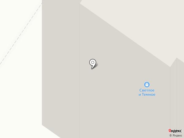 Медиа Сити на карте Тюмени