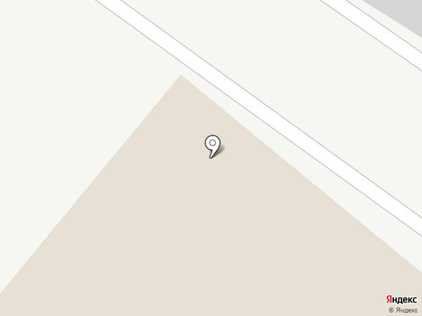 А-Грант на карте Тюмени