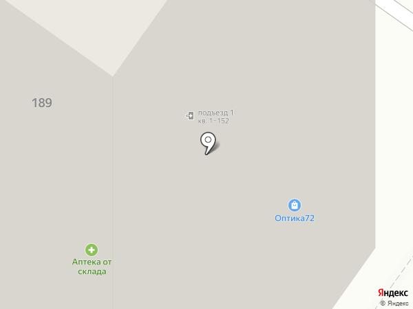 ТеплоДом Тюмень на карте Тюмени