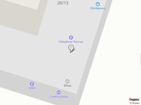 Абсолют на карте Тюмени