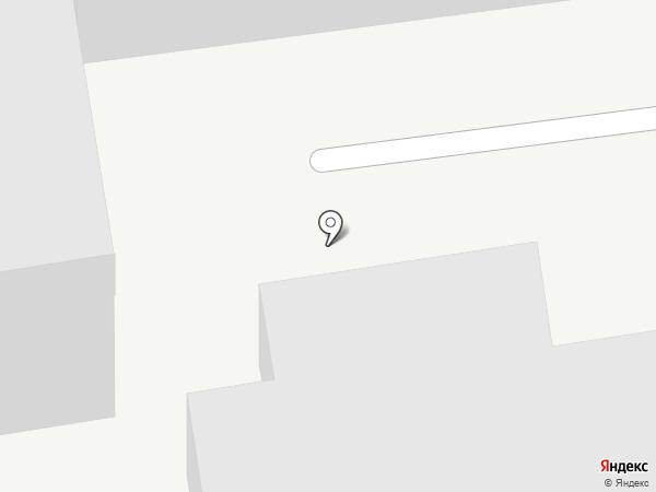 Кельвис на карте Тюмени