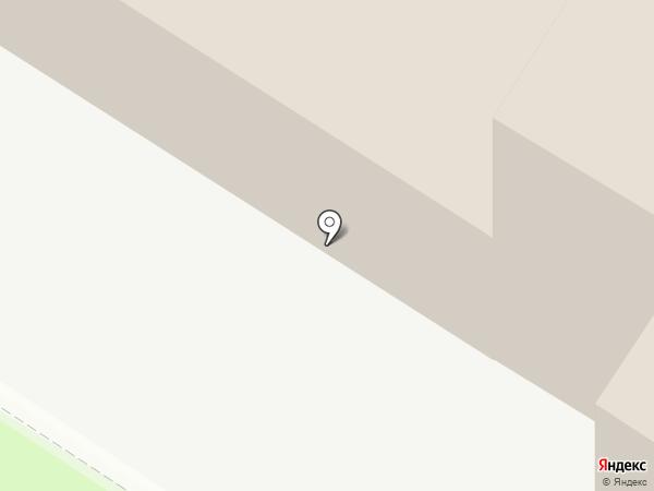Икар на карте Тюмени