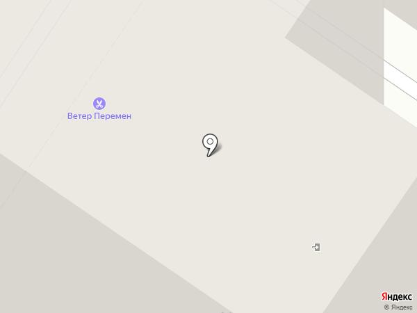 Победа на карте Тюмени
