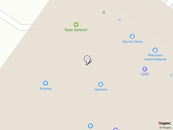 АИС-Групп на карте Тюмени