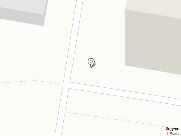 Аквамарин+ на карте Тюмени