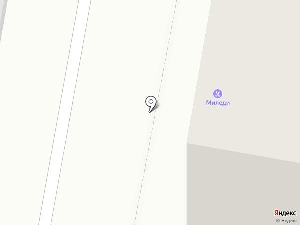 МАРС 2030 на карте Тюмени