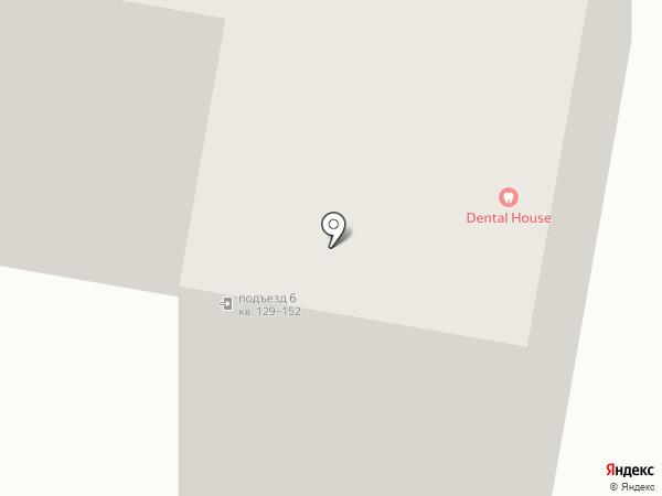 ДАТА на карте Тюмени