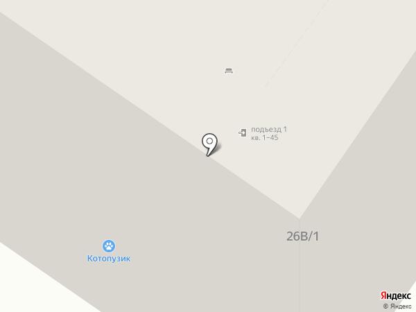 Лидер ПК на карте Тюмени
