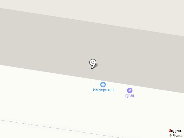 Магазин цветов и товаров для сада на карте Тюмени