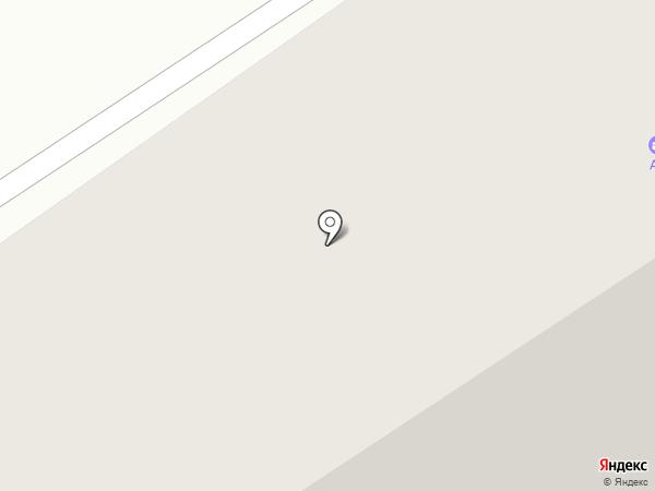 Пышечка на карте Тюмени