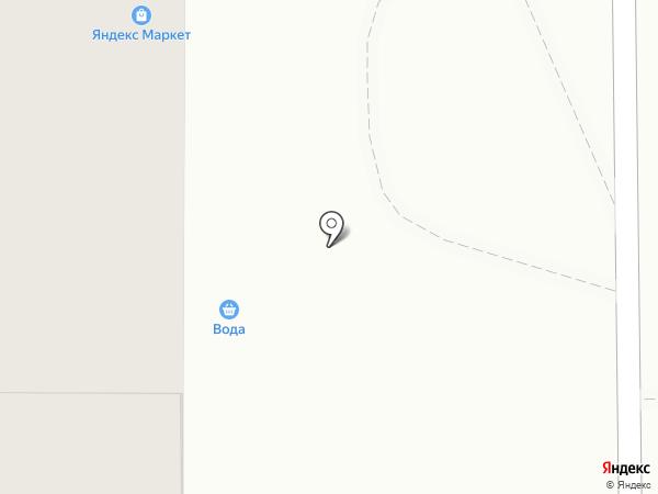 Пристань на карте Тюмени