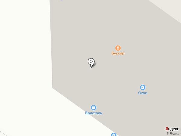 Мадлен на карте Тюмени