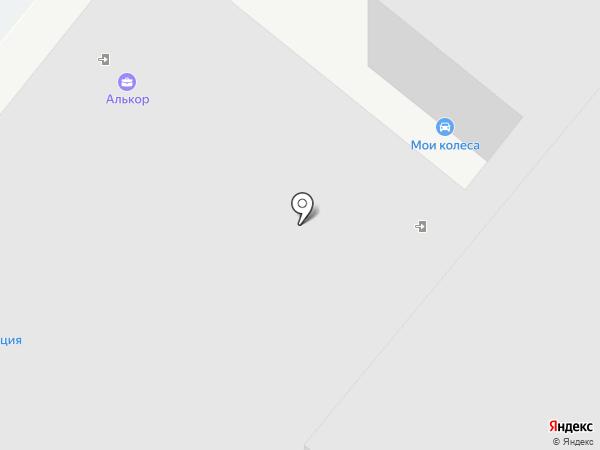 Элит на карте Тюмени