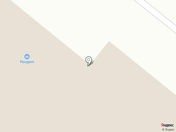 Автозапчасти 72 на карте Тюмени