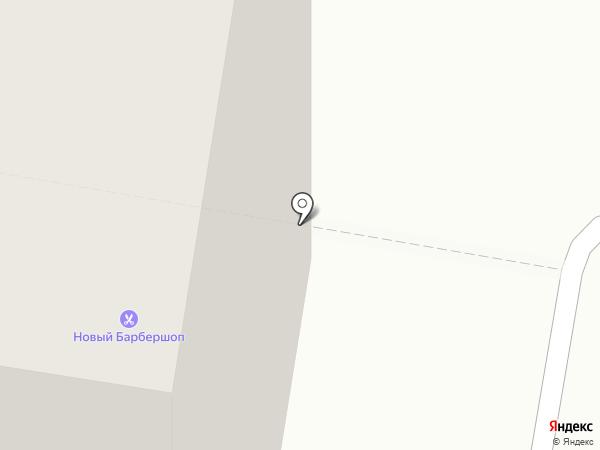 Евростиль на карте Тюмени