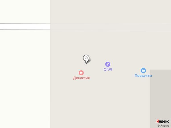 Шахматная студия на карте Тюмени
