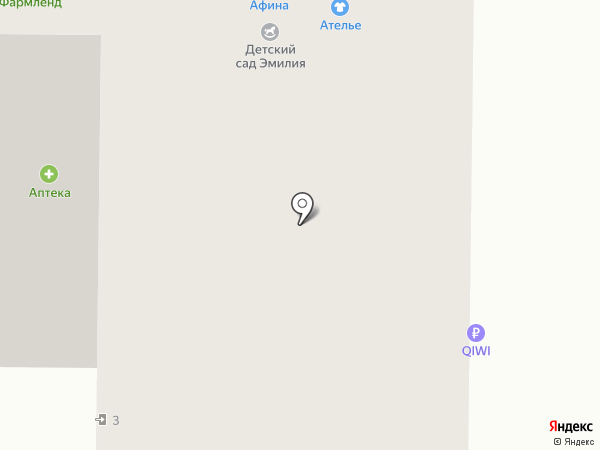 Пив & бар на карте Тюмени