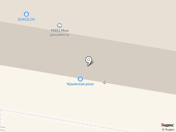 MyBox на карте Тюмени