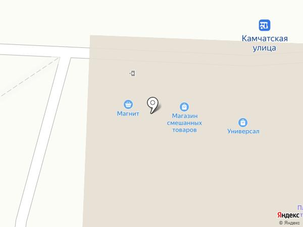 Магазин косметики и парфюмерии на карте Тюмени